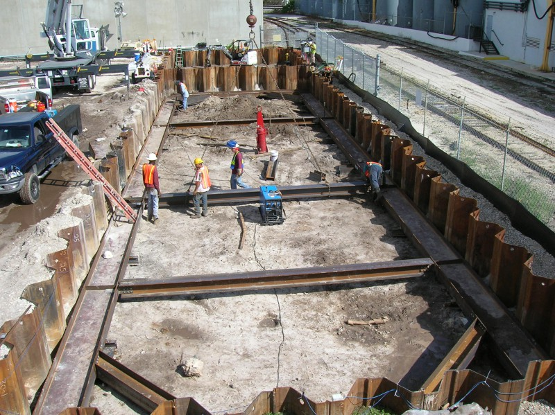 Cofferdams Dls Prestressed